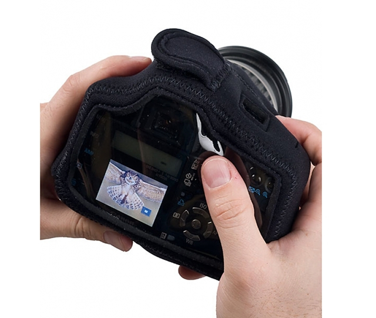 Lenscoat bodyguard compact clear back black su - Bodyguard idee ...