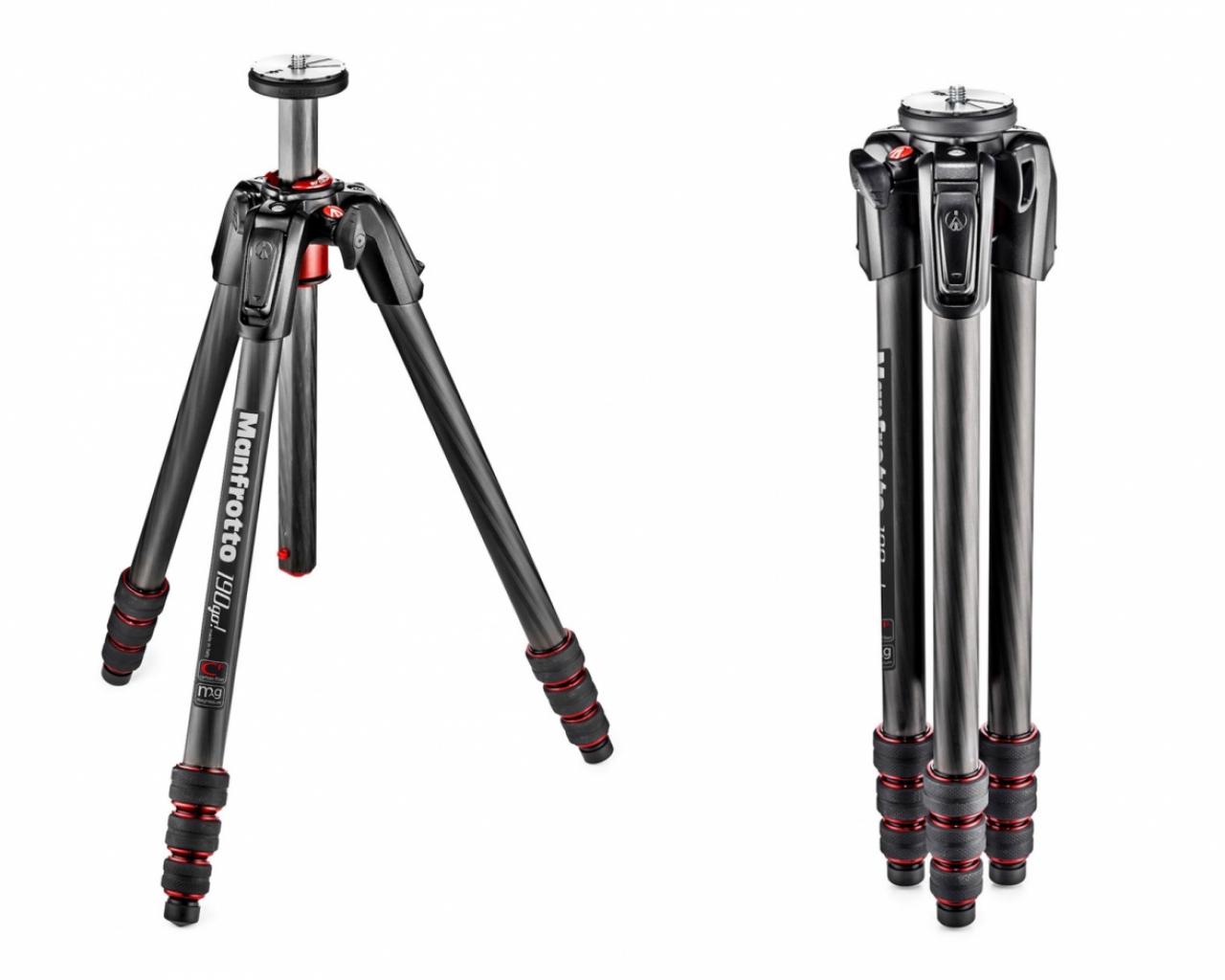 Godox 304 treppiede Sistema di illuminazione 3 gamba//gambe Nero
