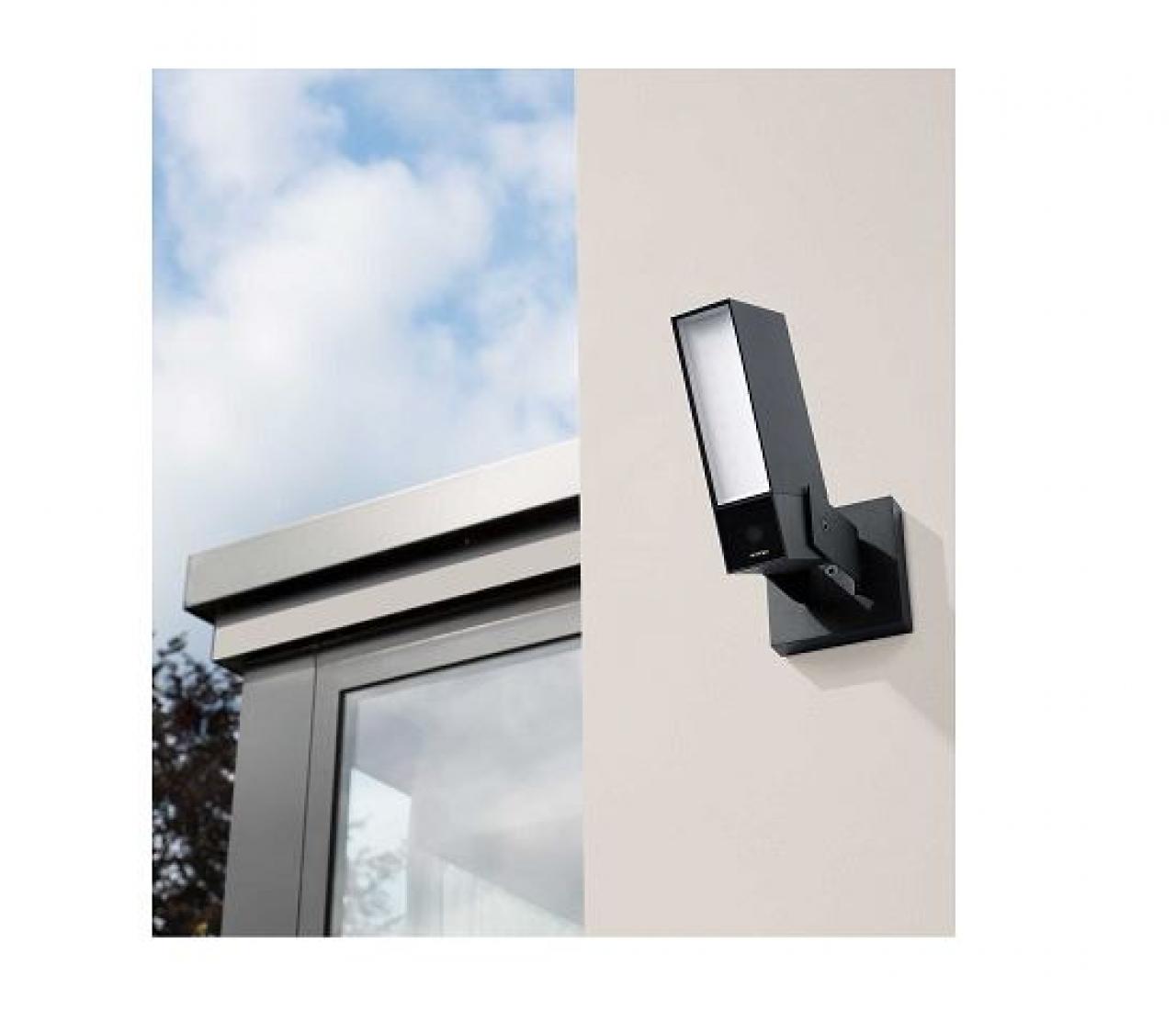 Netatmo presence security cam da esterno con - Regalo piastrelle da esterno ...