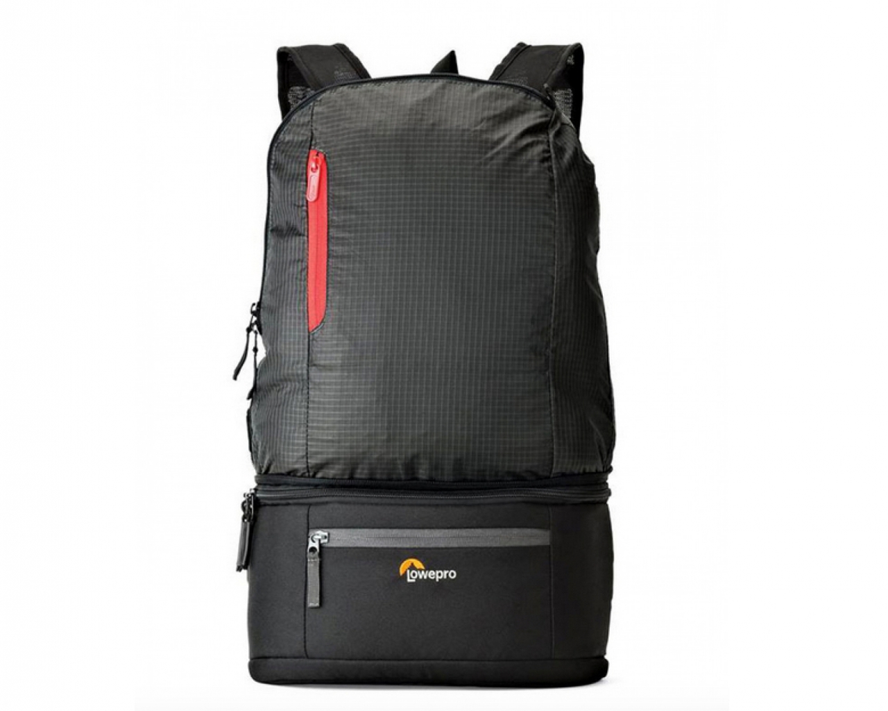 b33d3e4bdb Lowepro - Passport Duo (Black/Black) su Fotocolombo.it