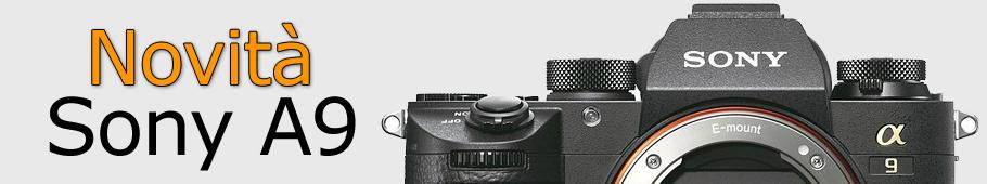 Nuova Sony A9
