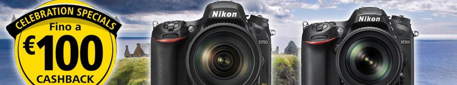 Nikon Celebration Specials