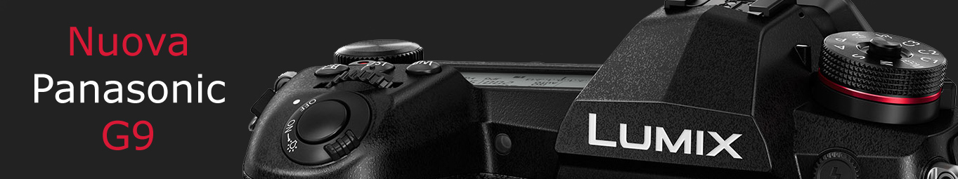 Nuova Panasonic G9