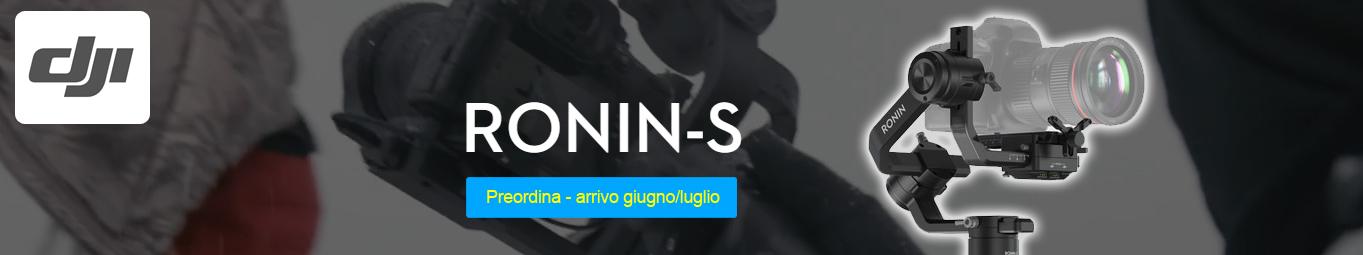 <h3>Dji Ronin S</h3><div>Preordina</div>