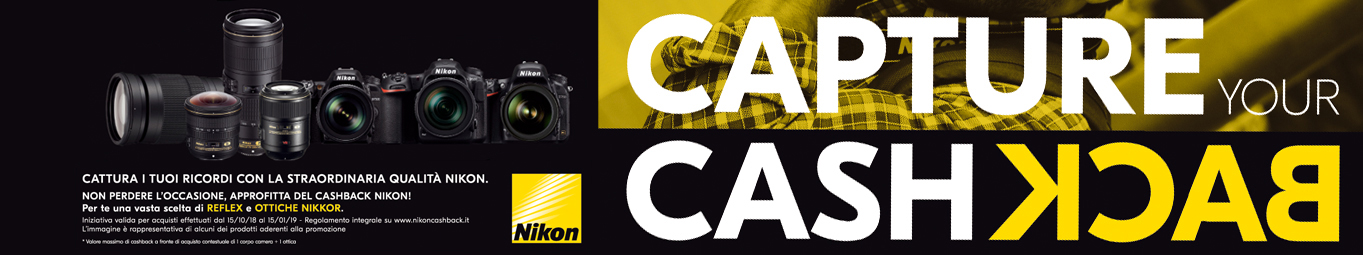 NikonCapture your cashback