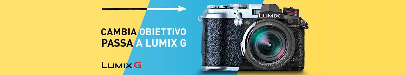 PanasonicPassa a Lumix G