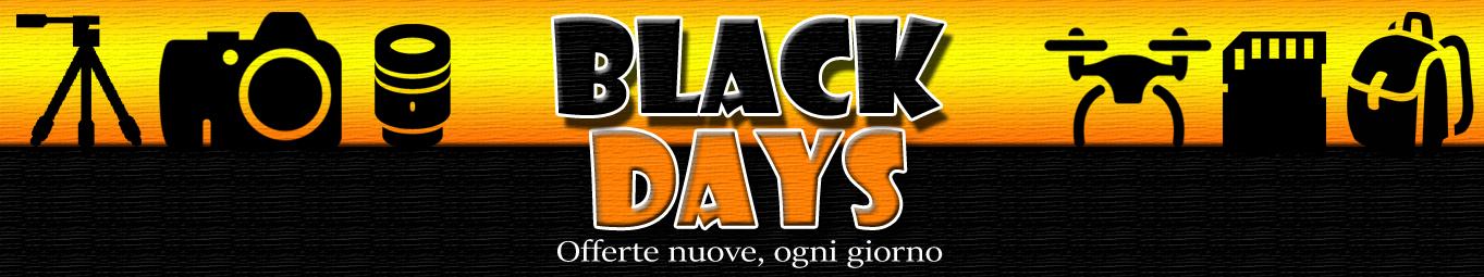 Black DaysOfferte nuove, ogni giorno
