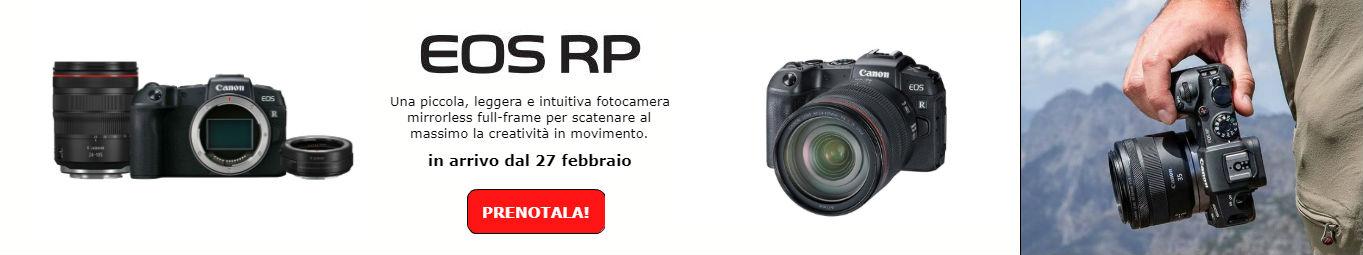 Canon RPPrenotala!