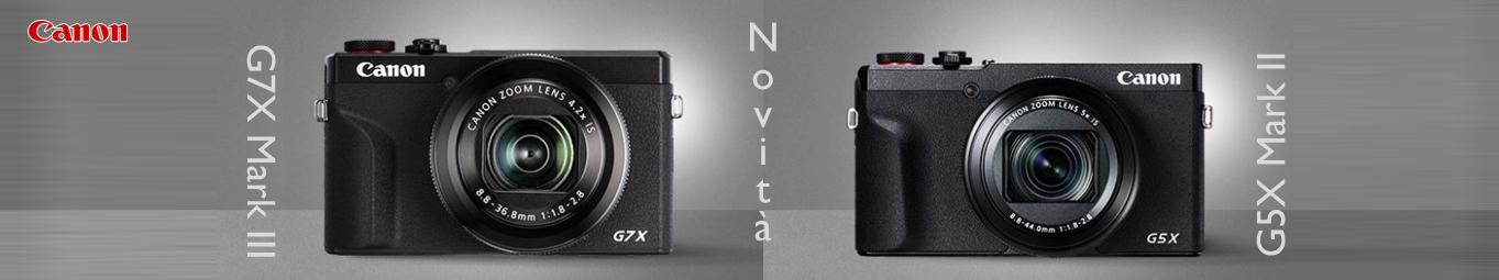 CanonG5MKII - G7MKIII