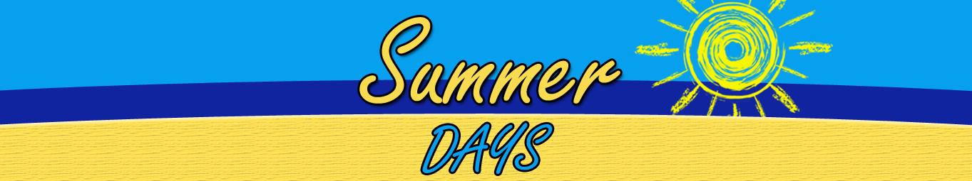 Summer DaysOfferte giornaliere