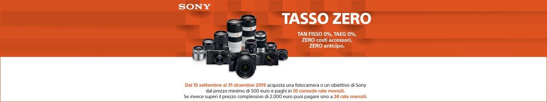 Tasso ZeroSony
