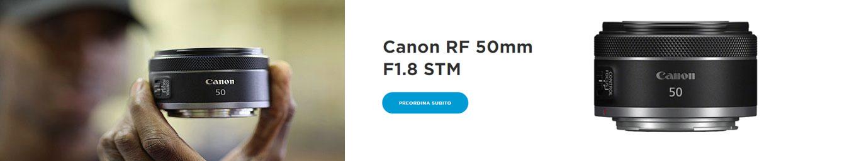 Canon RF50 RF 1.8