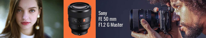 50mm 1.2Sony